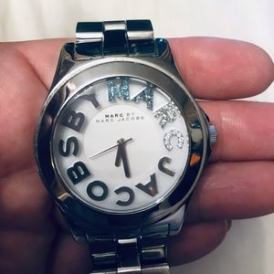 Authentic Marc Jacobs watch.